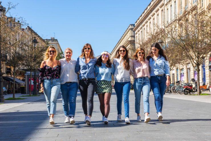 meilleures activités evjf à Bordeaux - shooting photo evjf à Bordeux