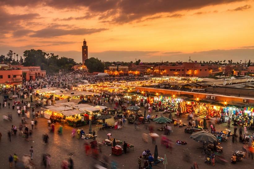 meilleure activités evjf marrakech - escape game evjf marrakech