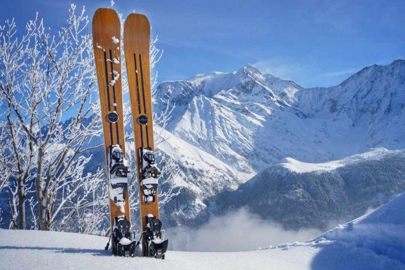 meilleures activités evjf annecy - ski party annecy