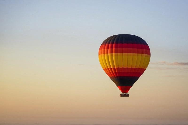 meilleures activités evjf lille - montgolfiere lille