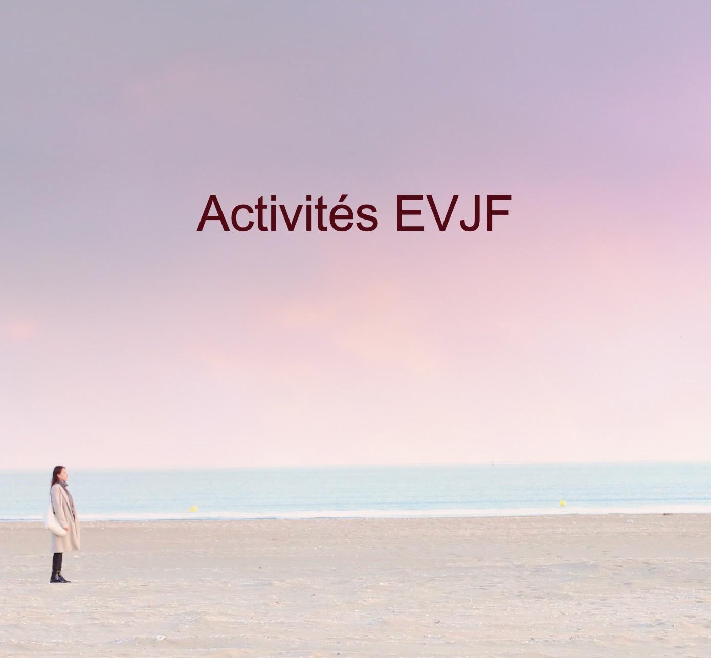 activites evjf